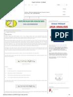 1. Regresi Data Panel - Uji Statistik