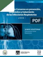 Consenso Infecciones Respiratorias SOVETORAX