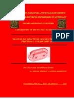 Manual de Practicas de Solidworks
