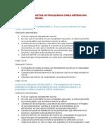 Requisitos y Costos Actalizados Para Obtencion de Dichas Licencias