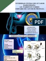 CA de Prostata