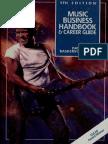 Music Career Handbook & Career Guide
