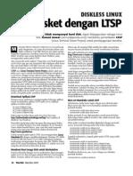 Linux Tanpa Hard Disk Dengan LTSP