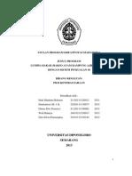 PKMK 13 Lumpia BAKAR (Proposal)