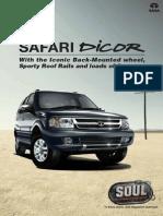 Tata Safari Dicor 2015