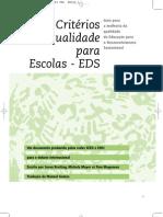 Criterios de Qualidade Em EDS Escolas Guia