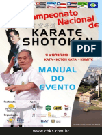 Manual Campeonato Nacional 2013