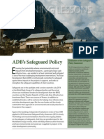 Learning Lessons