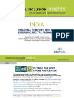 FII India Wave One Research Report