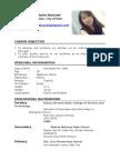 curriculum vitae   app  letter