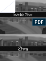 Invisible Cities TEXT Crit