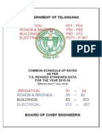 Schedule of Rates Roads and Bridge Works 2015 16vvn