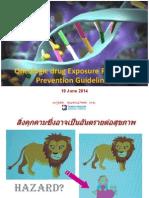 11 Oncologic Drug Exposure Risks
