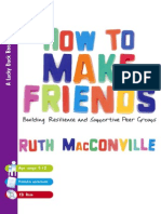 Ruth M Macconville-How to Make Friends_ Building Resilience and Supportive Peer Groups (Lucky Duck Books) (2008)