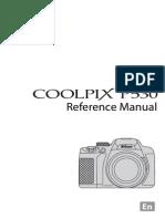 Manual Nkon Coolpix p5300