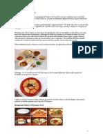 Myanmar Traditional Foods