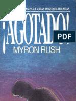 Myron Rush-Agotado