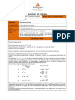 Matemática Aplicada Aula 3 Tema 4
