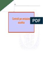 03 Controlli Per Emissione Acustica