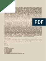 Lettera del 1582 da parte dei consiglieri di Momiano al podestà di Capodistria e Pirano