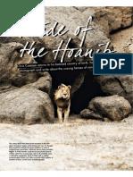 Pride of the Hoanib