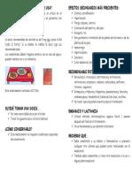 Axitinib díptico