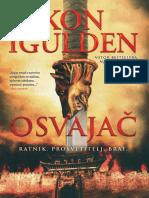 Conn Iggulden - 05 Osvajac (SR) - Conn Iggulden