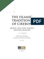 The Islamic Traditions of Cirebon