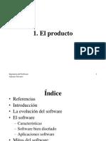 1. El Producto