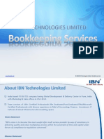 BookkeeBookkeeping Outsourcing Services, Online Accounting | IBN Technologiesping Services