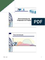 Curso Basico de Gerenciamento de Projetos - Integracao