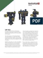 SC2 PaperCraft
