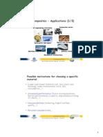 d Applications 1of3 Composites