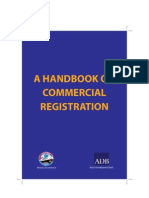 Company Registration Procedure Handbook in Cambodia, English