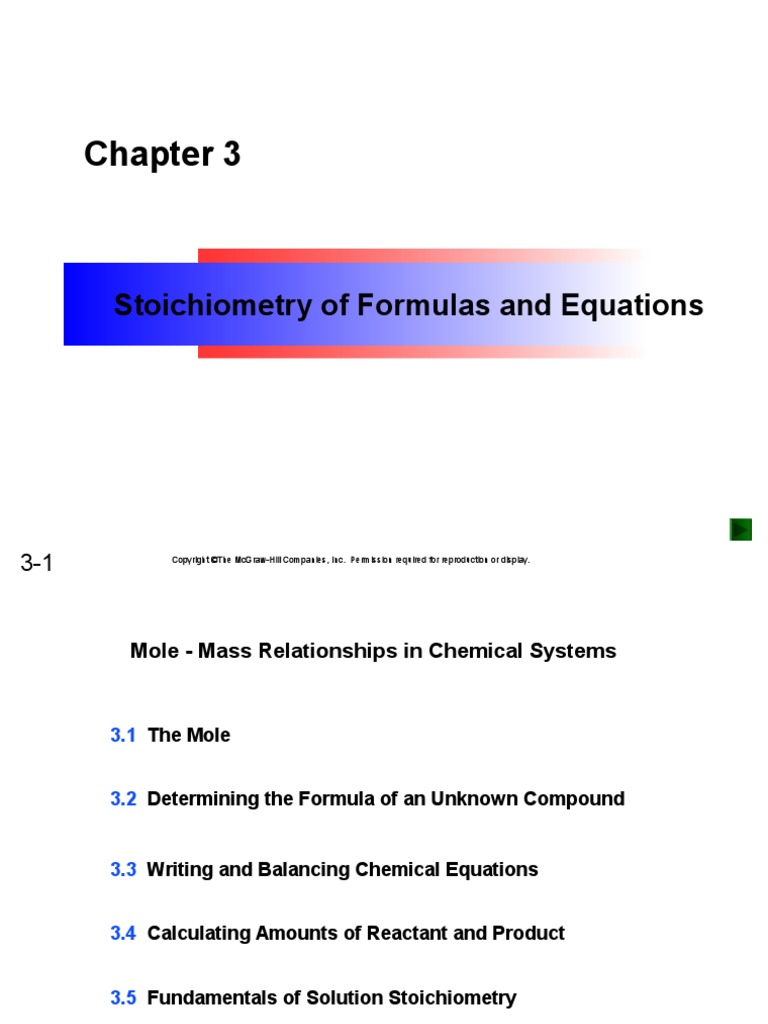 Chem 16 - Chem 16 - Stoichiometry of Formulas and ...