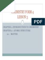 Chemistry Form 4 Chp2