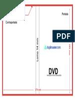 Public Images Plantillas CD Dvd 01 Plantilla Caja DVD Normal