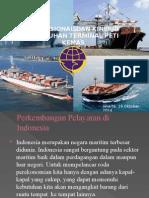 Kinerja Dan Operasional Pelabuhan