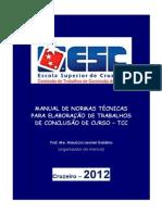 Manual Tcc Esc