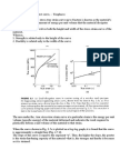 Toughness Area Under the Tensile Test Curve - Load vs Elongation Curve Why