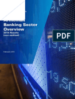 Armenian Banking Sector Overview