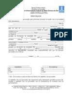 Modelos e Formulários 2016.1 - Doutorado