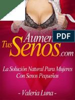 Libro Aumenta tus senos