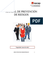 Manual Fundamentos de Prevencion de Riesgos