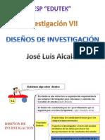 Diseños de Investigación_VII