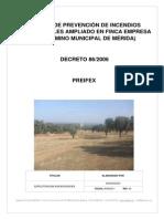 Plan Ampliado PREIFEX