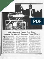 EDWIN GRAY Ems Electronic Power