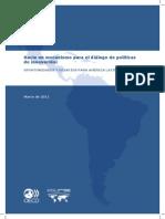 Hacia Un Mecanismo Para El Dialogo de Politicas de Innov