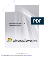 7124658 Windows Server 2008 Reviewers Guide