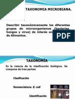 Tema 3 Taxonomia